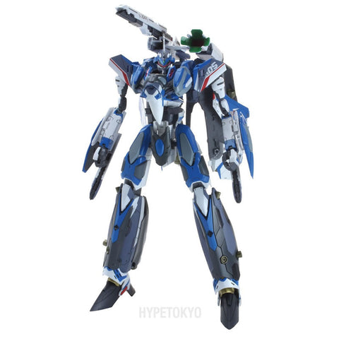 Macross Delta Bandai Plastic Model : VF-31J Super Siegfried [Hayate Immelmann Use] - HYPETOKYO