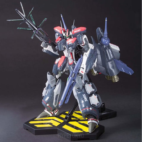Macross Frontier Bandai Plastic Model :VF-25F Armored Messiah Valkyrie [Alto use] - HYPETOKYO