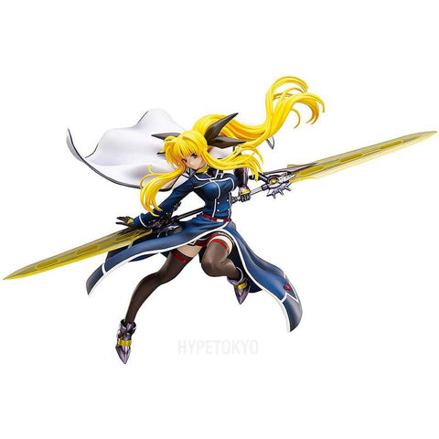 Magical Girl Lyrical Nanoha Force Freeing1/8 Scale Figure : Fate T. Harlaown - HYPETOKYO