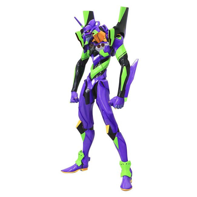 MEGA SOFUBI ADVANCE (Big Scale Figure) Evangelion : Evangelion Unit 01 - HYPETOKYO