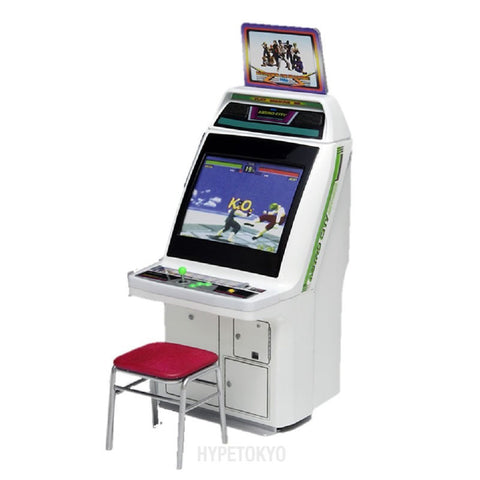 Memorial Game Collection Wave 1/12 Plastic Model : Astro City Arcade Game Machine [SEGA Titles] (PRE-ORDER) - HYPETOKYO