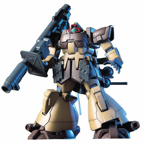 Mobile Suit Gundam 0083 HGUC 1/144 Plastic Model : MS-09F Dom Tropen [Sand Brown Type] - HYPETOKYO