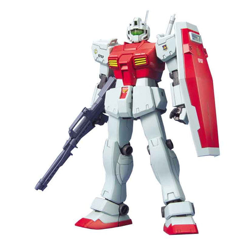 Mobile Suit Gundam 0083 Master Grade 1/100 Plastic Model : RGM-79C GM TYPE C [Standard Color] - HYPETOKYO