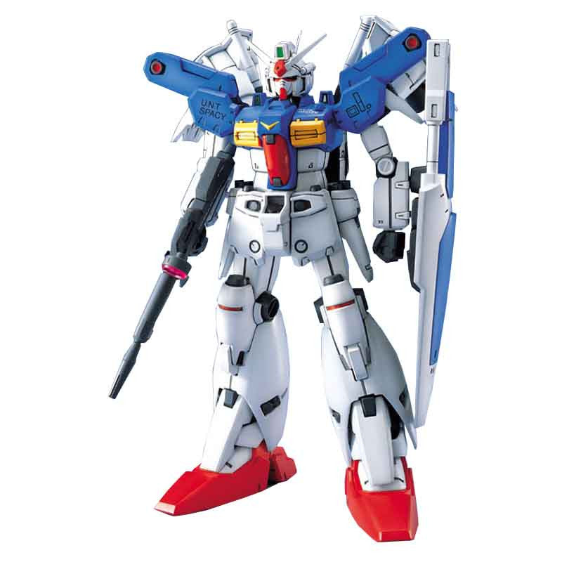 Mobile Suit Gundam 0083 Master Grade 1/100 Plastic Model : RX-78GP01-Fb Gundam GP01Fb - HYPETOKYO