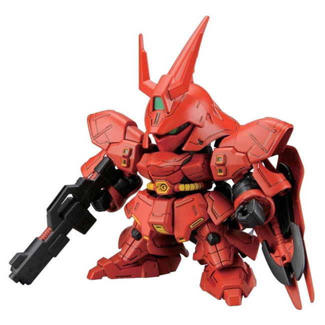 Mobile Suit Gundam Char's Counter Attack BB WARRIOR : MSN-04 Sazabi - HYPETOKYO