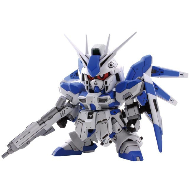 Mobile Suit Gundam Char's Counter Attack MSV BB WARRIOR : RX-93-v2 Hi-Nu Gundam - HYPETOKYO