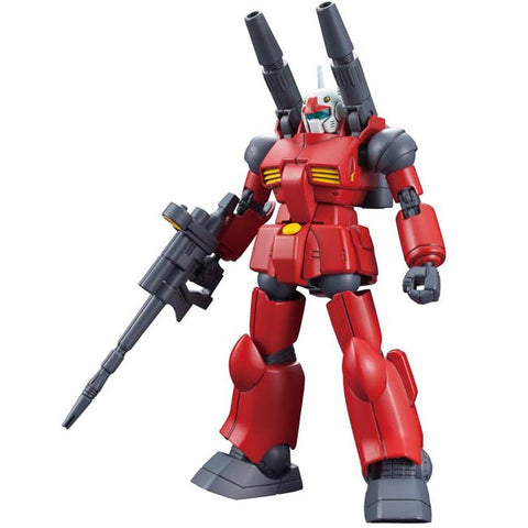Mobile Suit Gundam HGUC 1/144 Plastic Model : RX-77-2 Gun Cannon REVIVE Ver. - HYPETOKYO