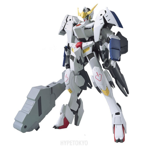 Mobile Suit Gundam Iron-Blooded Orphans 1/100 Plastic Model : Gundam Barbatos [Sixth form] - HYPETOKYO