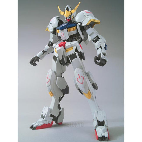 Mobile Suit Gundam Iron-Blooded Orphans 1/100 Plastic Model : Gundam Barbatos - HYPETOKYO