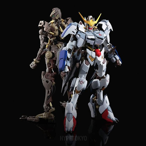 Mobile Suit Gundam Iron-Blooded Orphans Hi-Resolution Model : Gundam Barbatos [Sixth Form] - HYPETOKYO