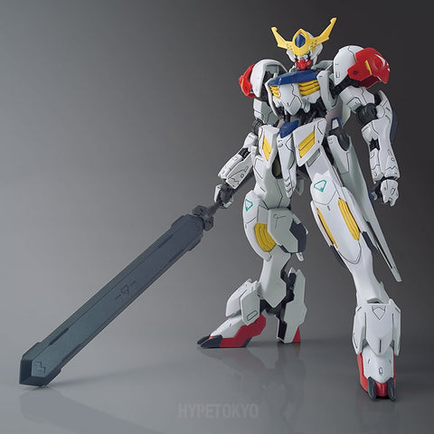 Mobile Suit Gundam Iron-Blooded Orphans HIGH GRADE : Gundam Barbatos Lupus - HYPETOKYO
