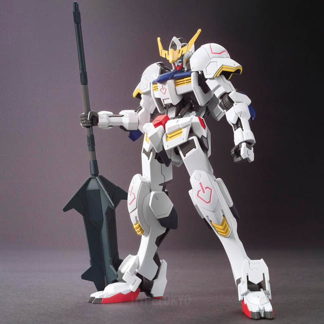 1kg 1000g_Mobile Suit Gundam Iron-Blooded Orphans HIGH GRADE : Gundam Barbatos – HYPETOKYO