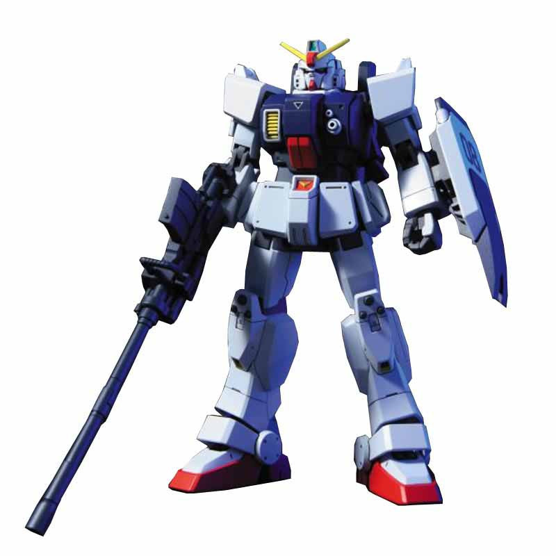 Mobile suit Gundam 08 MS Team HGUC 1/144 Plastic Model : RX-79 [G] Gundam Ground Type - HYPETOKYO