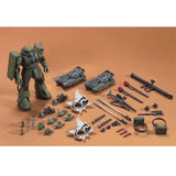 Mobile Suit Gundam MS IGLOO 2 UCHG : MS-06 Zaku II [Ground War Set] - HYPETOKYO