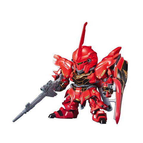 Mobile Suit Gundam UC BB WARRIOR : MSN-06S Sinanju - HYPETOKYO