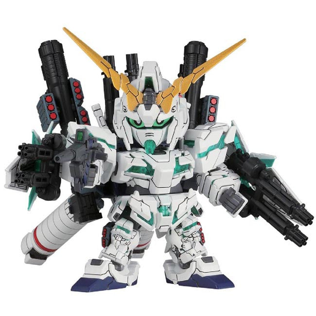 Mobile Suit Gundam UC BB WARRIOR : RX-0 Full Armor Unicorn Gundam