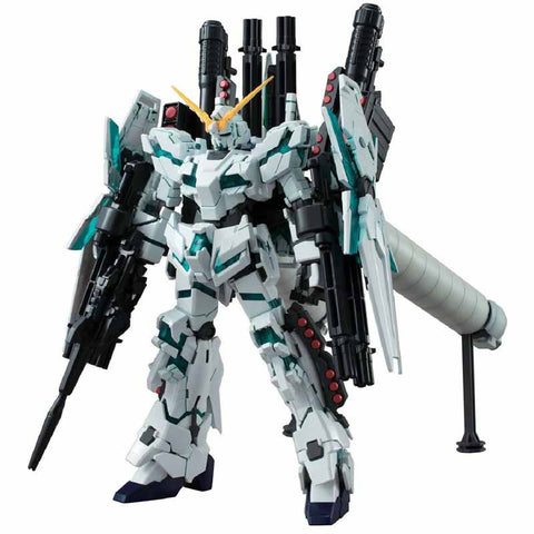Mobile Suit Gundam UC HGUC 1/144 Plastic Model : Rx-0 Full Armor Unicorn Gundam [Destroy Mode] - HYPETOKYO