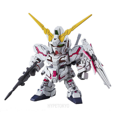 Mobile Suit Gundam UC SD GUNDAM EX-STANDARD : Unicorn Gundam [Destroy Mode]