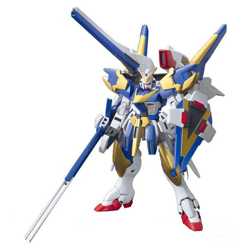 Mobile Suit V Gundam HGUC 1/144 Plastic Model : LM314V23/24 V2 Assault Buster Gundam