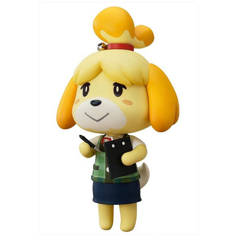 Animal Crossing New Leaf Nendoroid : Shizue [Isabelle] - HYPETOKYO
