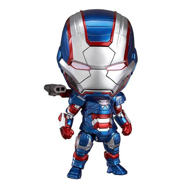 IRONMAN 3 Nendoroid : Iron Patriot Heroes Edition - HYPETOKYO