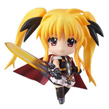 Lyrical Nanoha The MOVIE 2nd A's Nendoroid : Fate Testarossa: Blaze Form Edition - HYPETOKYO