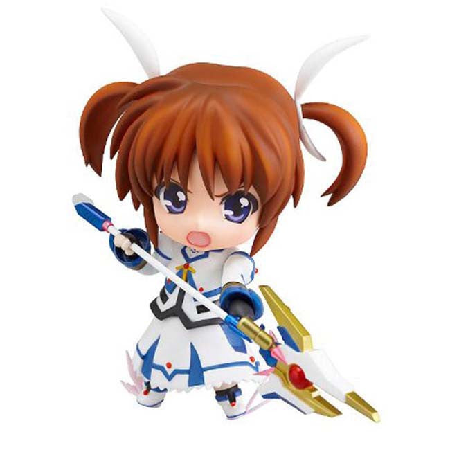 Magical Girl Lyrical Nanoha The MOVIE 1st Nendoroid : Nanoha Takamachi - HYPETOKYO