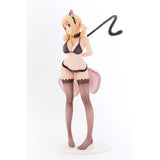 FAIRY TAIL ORCATOYS 1/6 Scale Figure : Lucy Heartfilia [Black cat Gravure Style] - HYPETOKYO