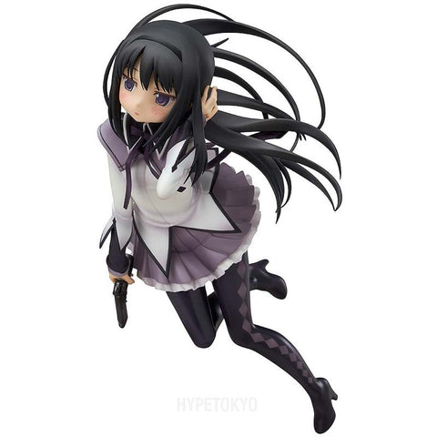 Puella Magi Madoka Magica [The Movie: The Beginning Story / The Everlasting] Good Smile Company 1/8 Scale Figure : Homura Akemi [The Beginning Story / The Everlasting] - HYPETOKYO