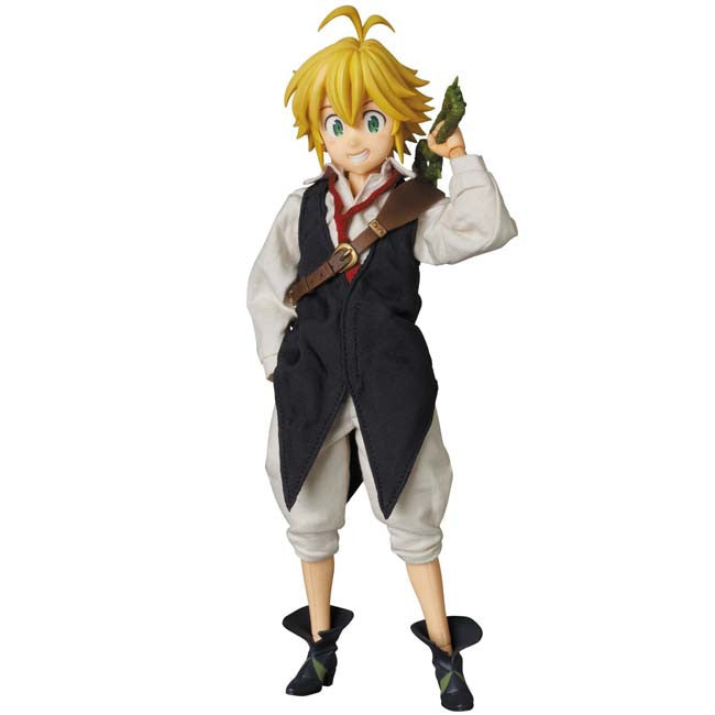 The Seven Deadly Sins REAL ACTION HEROES (ACTION FIGURE ...