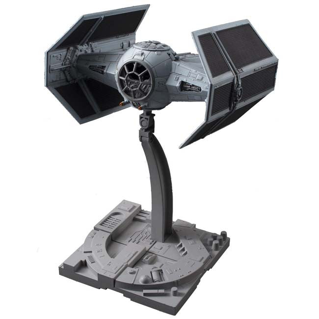 Star Wars Bandai 1/72 Plastic Model : TIE ADVANCED x1 - HYPETOKYO