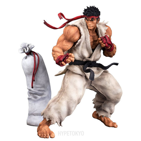 STREET FIGHTER III 3rd STRIKE Fighters Legendary 1/8 Scale Figure : Ryu - HYPETOKYO