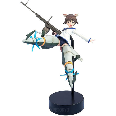Strike Witches the Movie PLAMAX MF-05 minimum factory : Yoshika Miyafuji [PRE-ORDER] - HYPETOKYO
