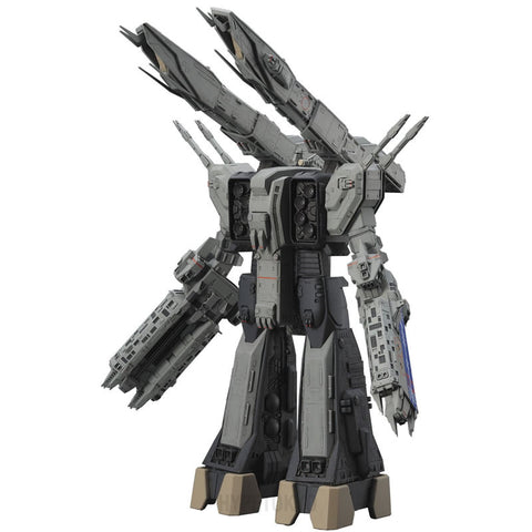 Super Dimension Fortress Macross -Do You Remember Love?- HASEGAWA Plastic Model : SDF-1 Macross Attacker Mode - HYPETOKYO