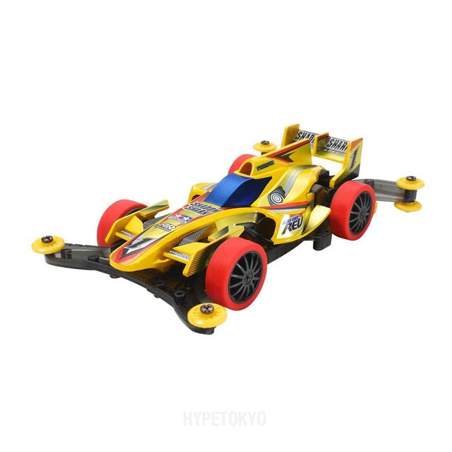 TAMIYA MINI 4WD : Shadow Shark Yellow Special [AR Chassis] - HYPETOKYO