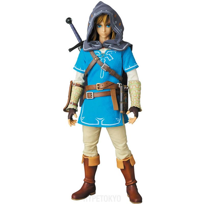 ... the-legend-of-zelda-real-action-heroes-action- ...  sc 1 st  hypetokyo & The Legend of Zelda Real Action Heroes Action Figure : Link (Breath ...