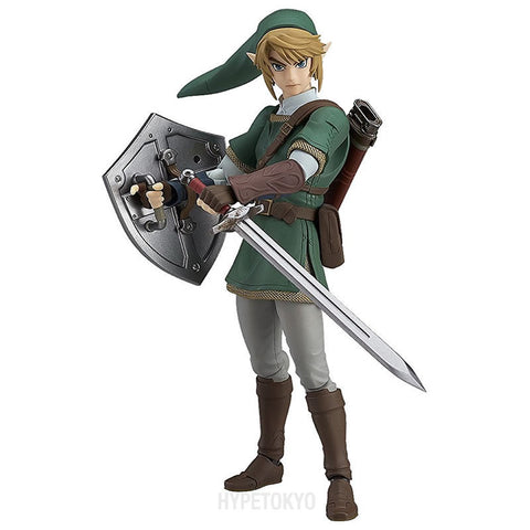 The Legend of Zelda: Twilight Princess figma : Link [Twilight Princess ver. DX Edition] - HYPETOKYO