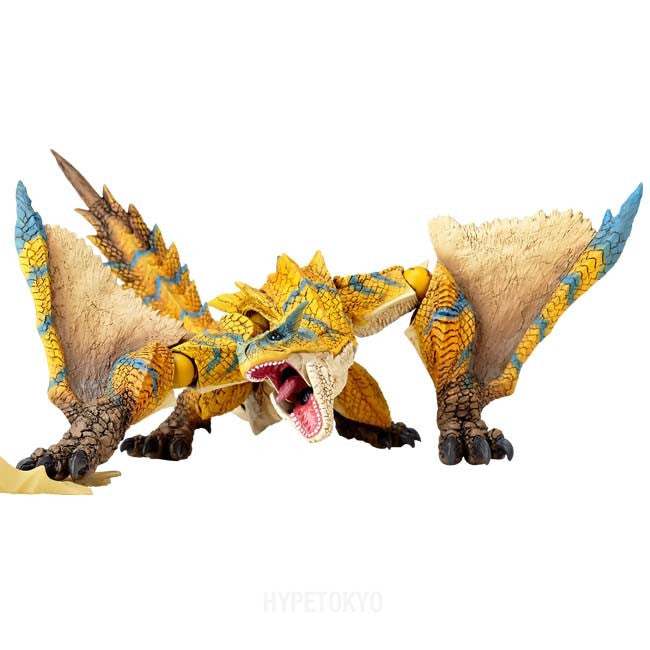 Vulcanlog Monster Hunter : Tigerex - HYPETOKYO