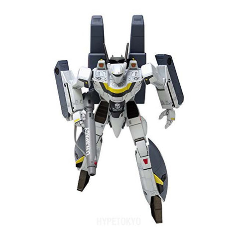 Super Dimension Fortress Macross Wave Plastic Model : VF-1S Super Valkyrie Battroid [Roy Focker Type] - HYPETOKYO