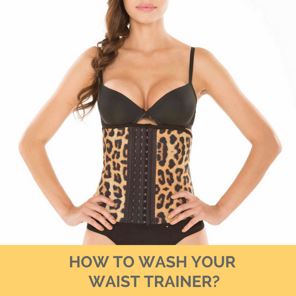 How to wash a Waist Trainer?