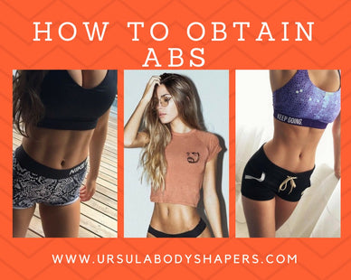HOW TO OBTAIN A FLAT TUMMY AND ABS
