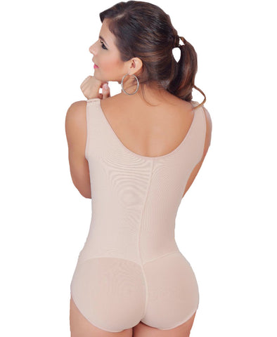Salome Butt Lifter Braless Bodysuit