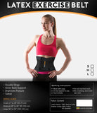 Viva Force Latex Sports Belt for Women