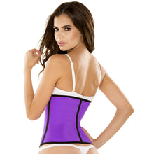 Ursula Waist Trainer Fusioned Latex, Purple