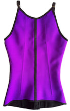 Ursula Workout Vest Fusioned Latex, Blue