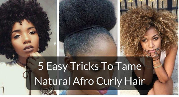3 Effective Ways To Make Natural 4c Afro Hair Curly Grass Fields