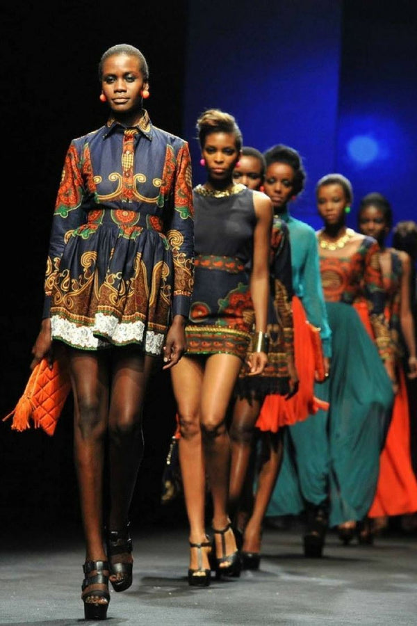 A Huge Celebration Of African Fashion Is Coming to Morocco