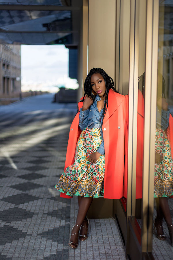 African Print of the Day with Christelle: Runway Rundown