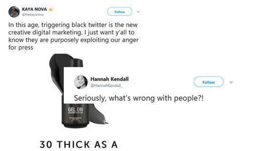 Another Brand Uses Racist Language And People Are Tired