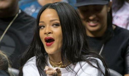 Everyone Is Making The Same Joke About Rihanna's Lingerie Line